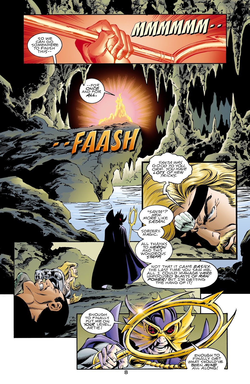 Aquaman (1994) Issue #67 #73 - English 8