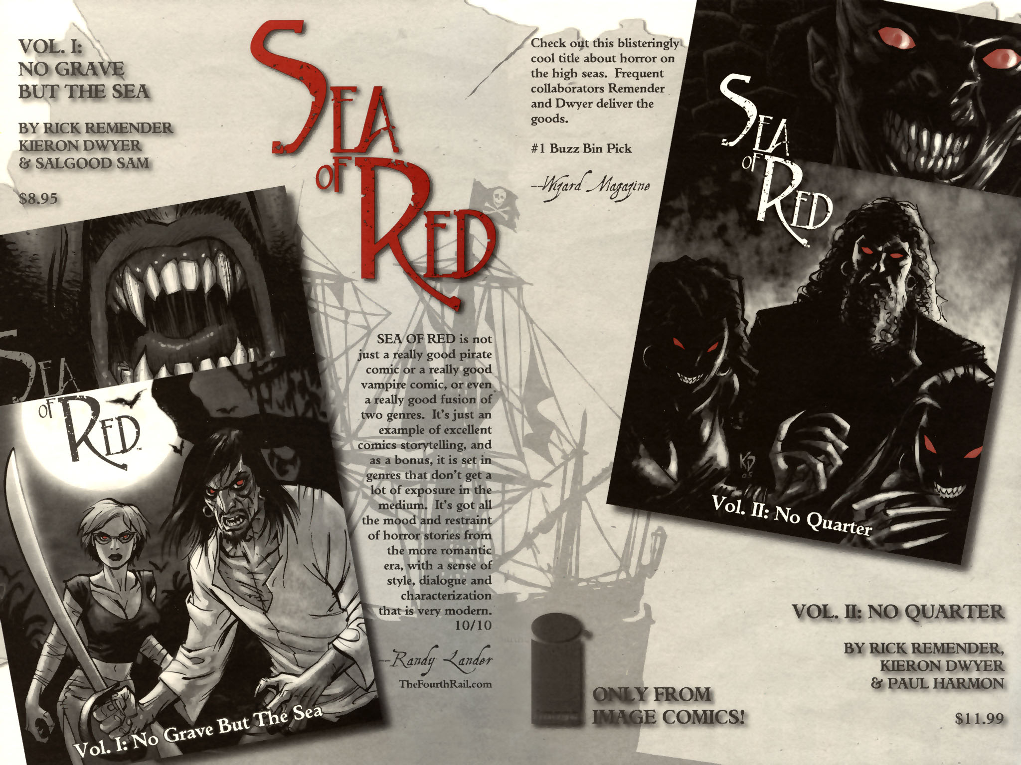 Read online Sea of Red comic -  Issue #12 - 30