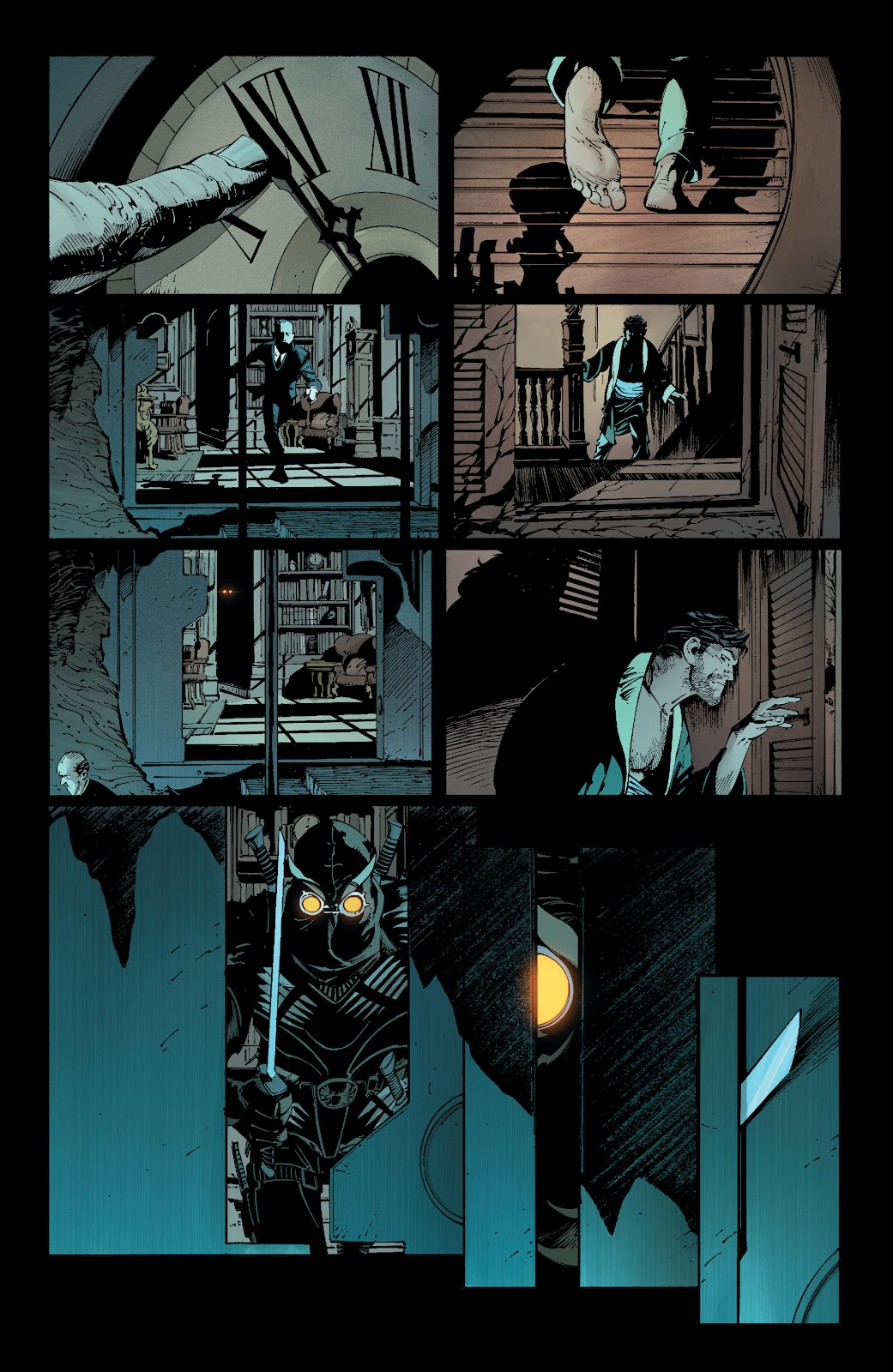 Batman (2011) Issue #8 #23 - English 7