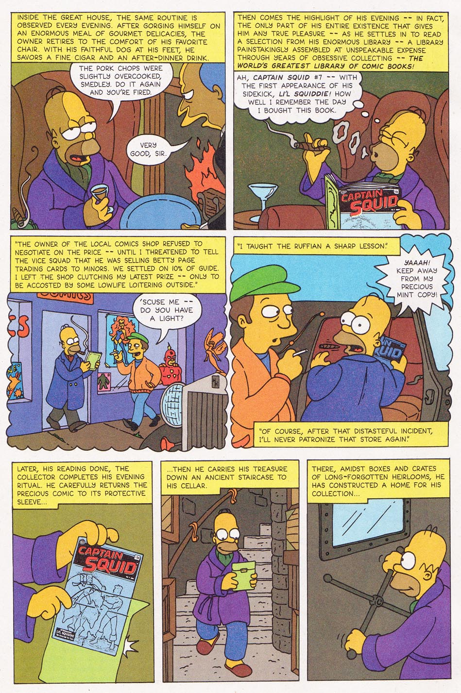 Read online Simpsons Comics comic -  Issue #1 - 29
