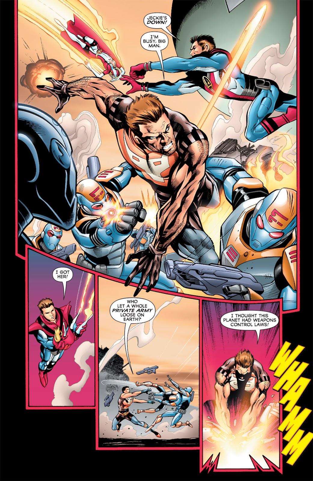 Legion of Super-Heroes (2010) Issue #5 #6 - English 10