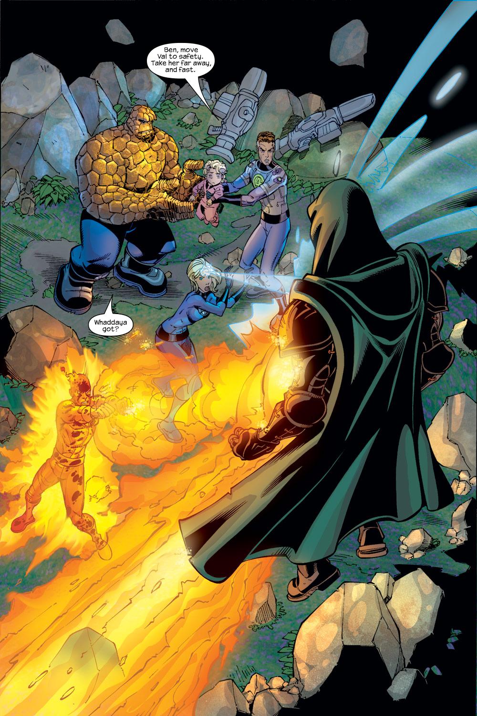 Fantastic Four (1998) #70 #74 - English 3