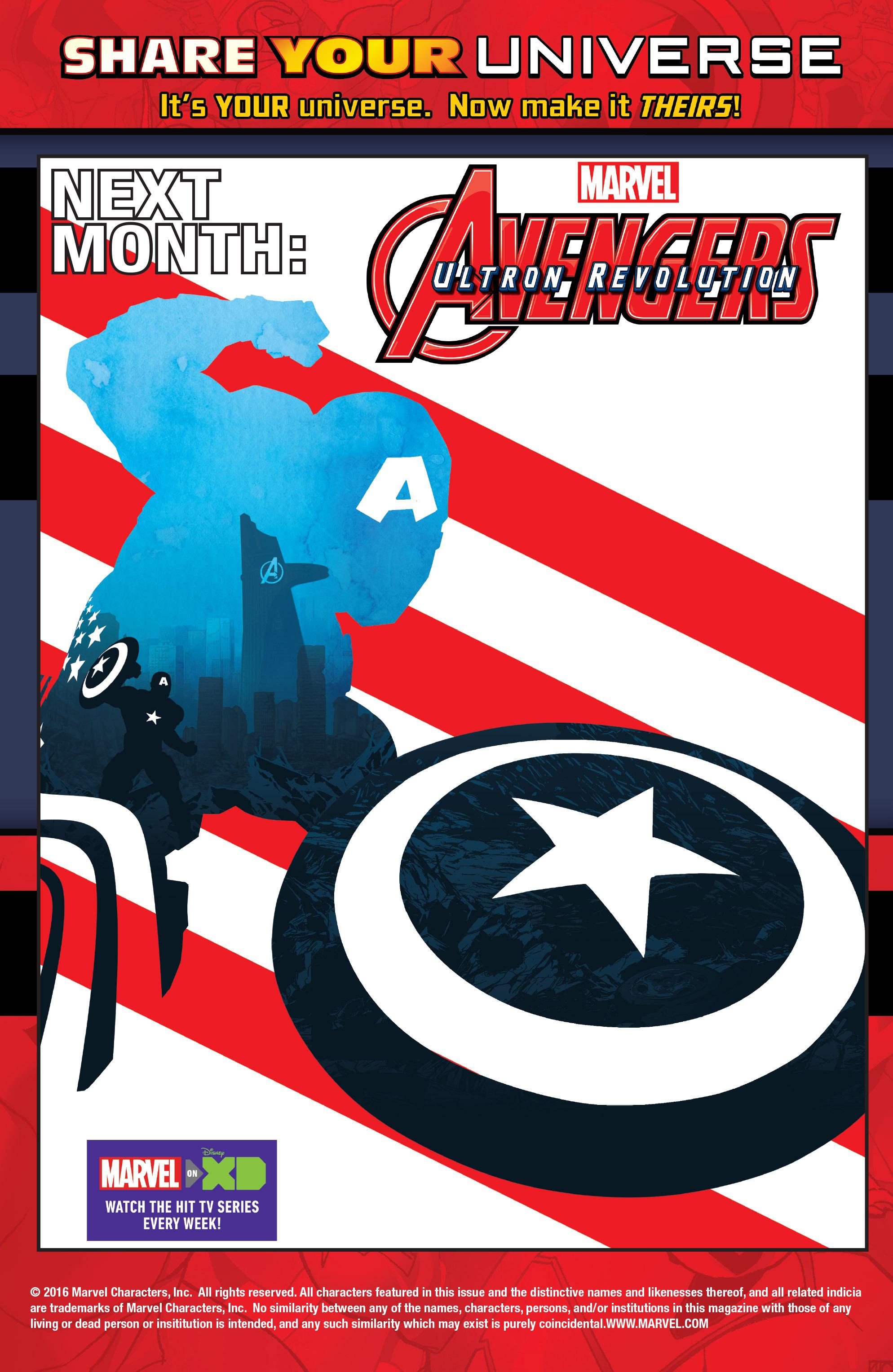 Read online Marvel Universe Avengers: Ultron Revolution comic -  Issue #2 - 23