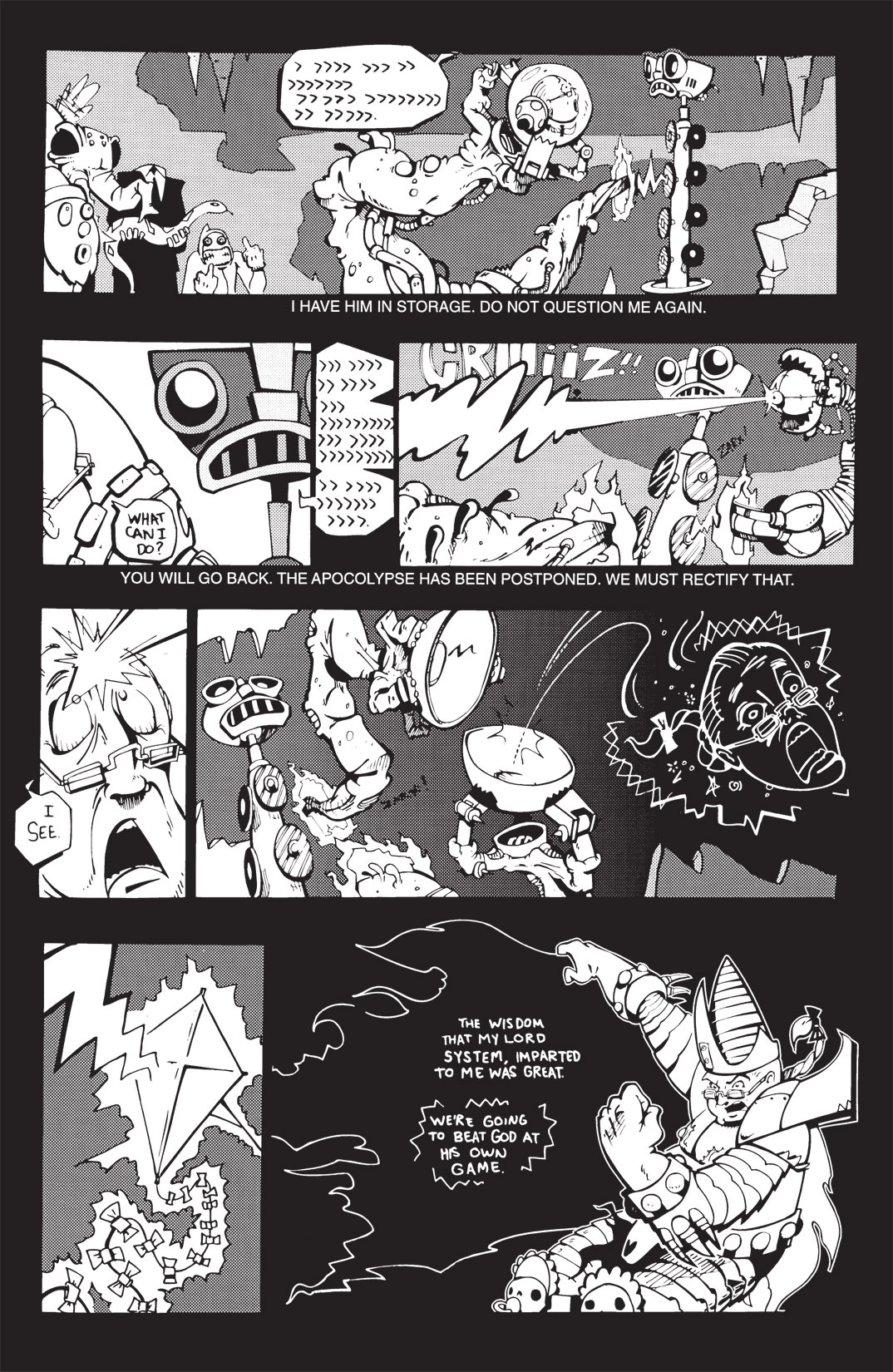 Read online Scud: The Disposable Assassin: The Whole Shebang comic -  Issue # TPB (Part 2) - 218