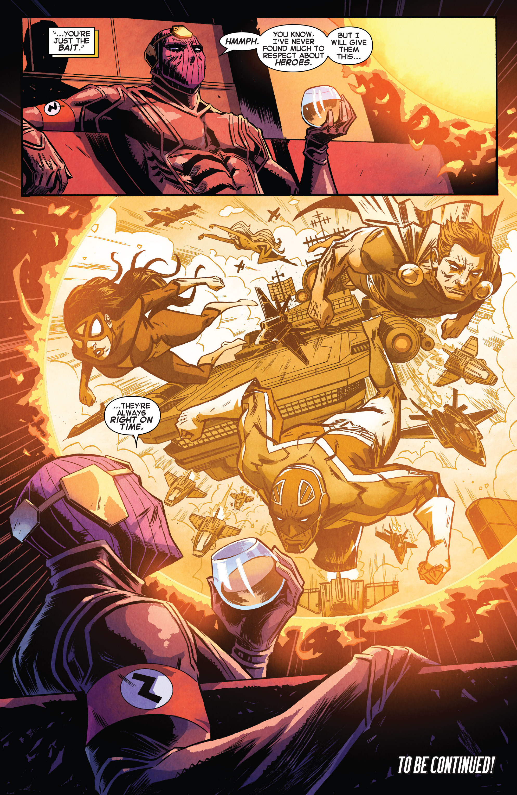 Read online Avengers Undercover comic -  Issue #8 - 21