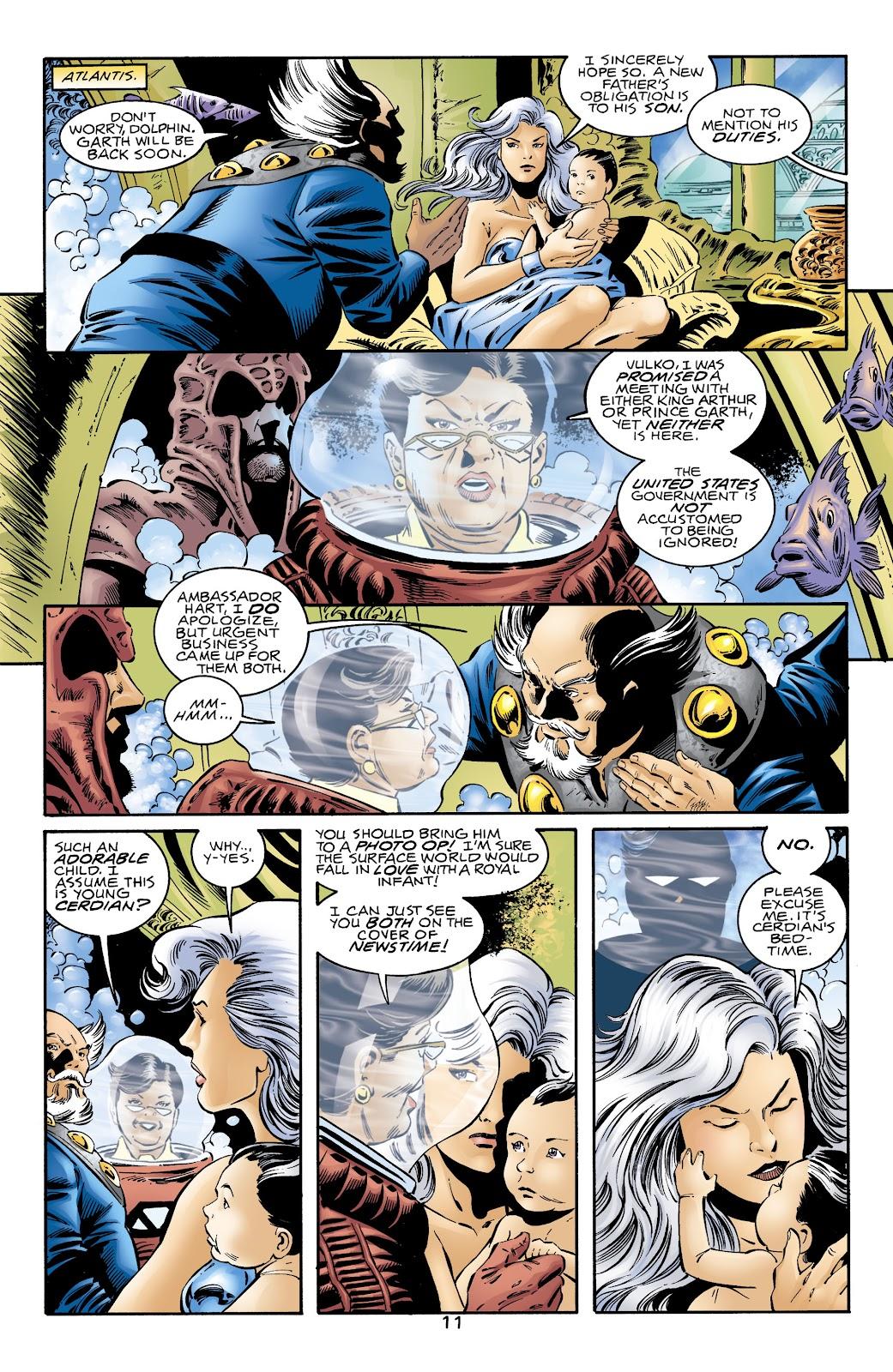 Aquaman (1994) Issue #72 #78 - English 10