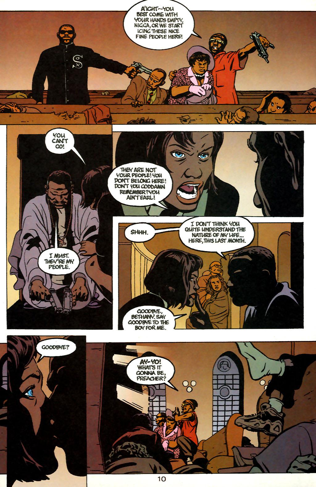 Human Target (1999) 1 Page 10