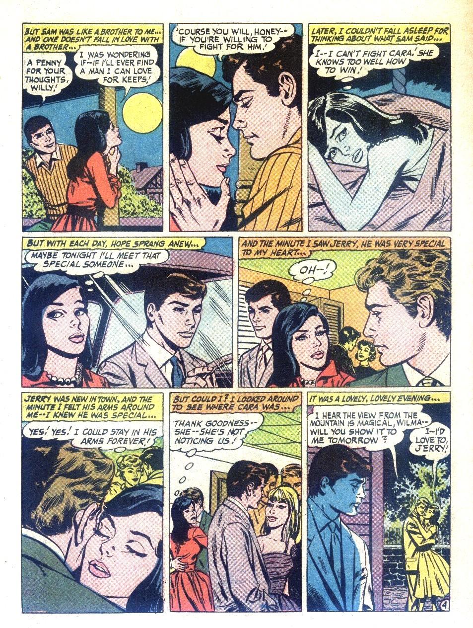 Read online Secret Hearts comic -  Issue #126 - 6