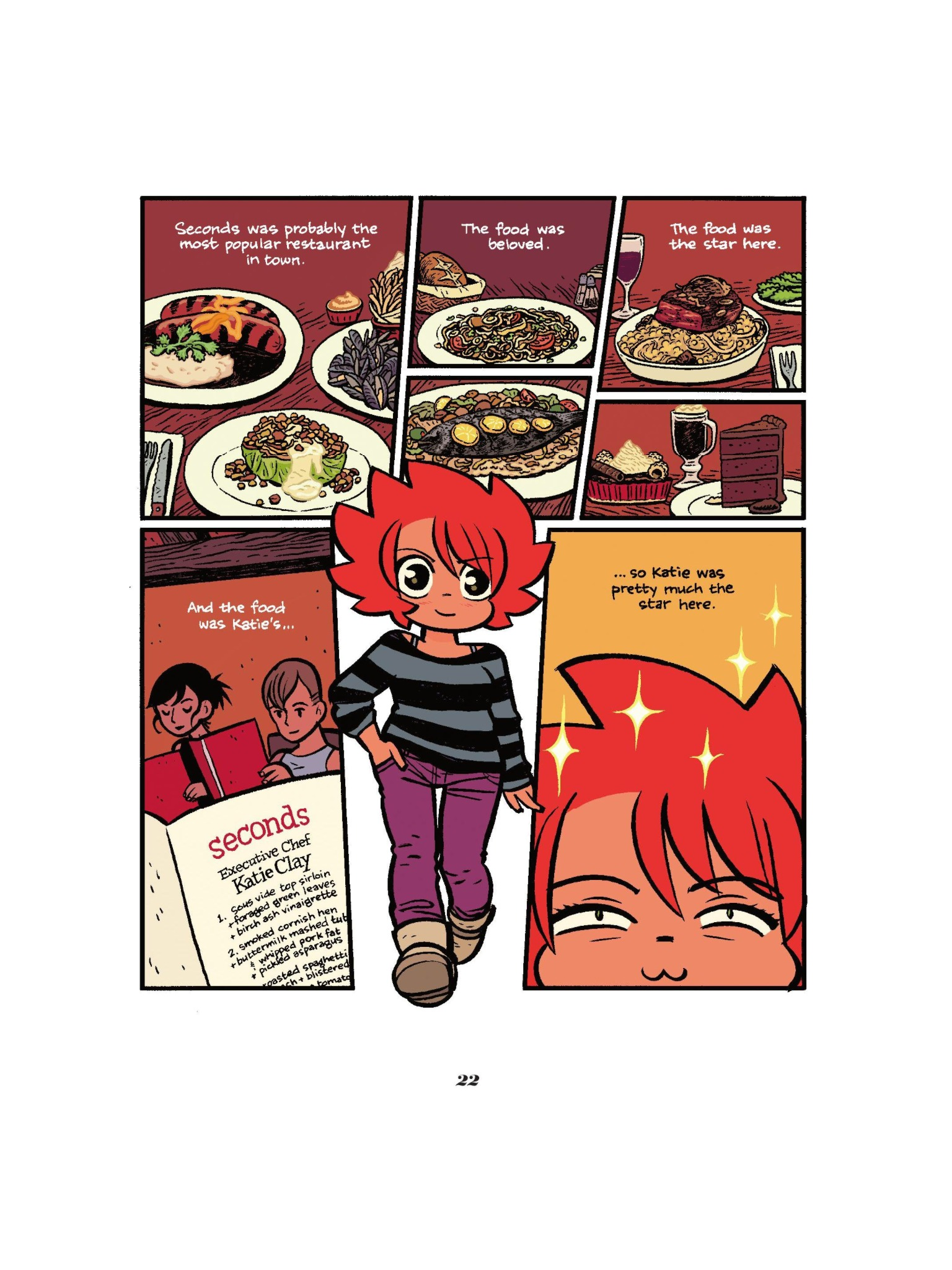 Read online Seconds comic -  Issue # Full - 24