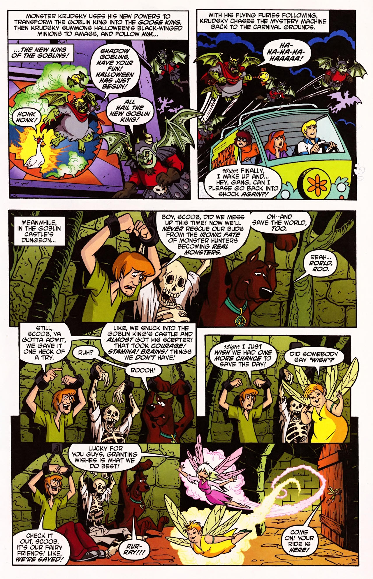 Read online Scooby-Doo (1997) comic -  Issue #141 - 14