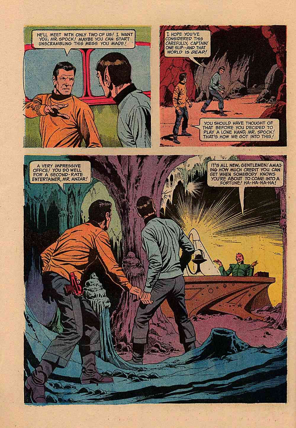 Star Trek (1967) Issue #18 #18 - English 17