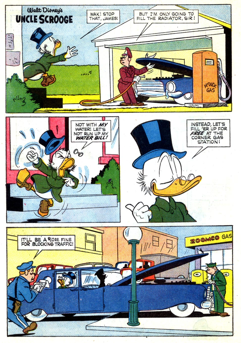 Uncle Scrooge (1953) Issue #40 #40 - English 33