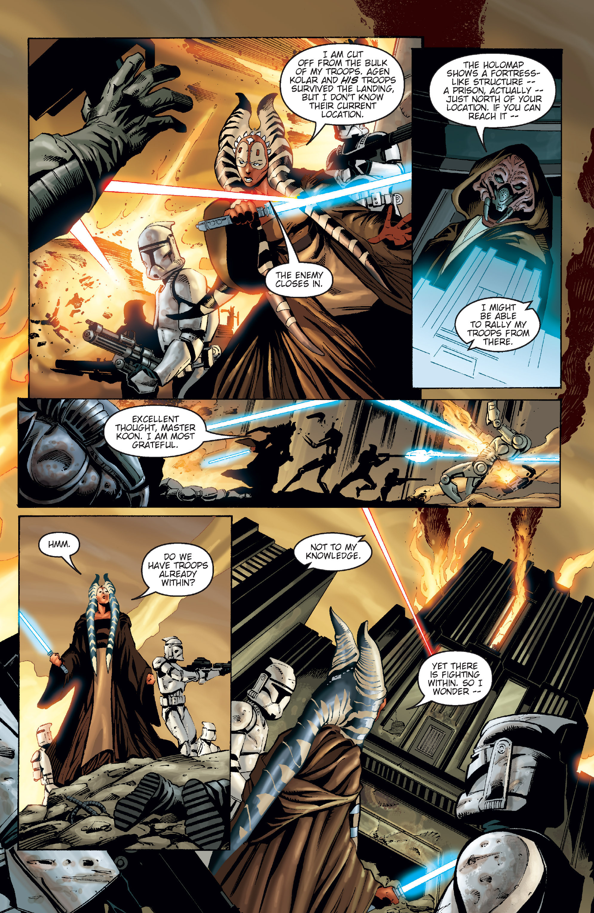Star Wars Legends Epic Collection: The Clone Wars chap 1 pic 216