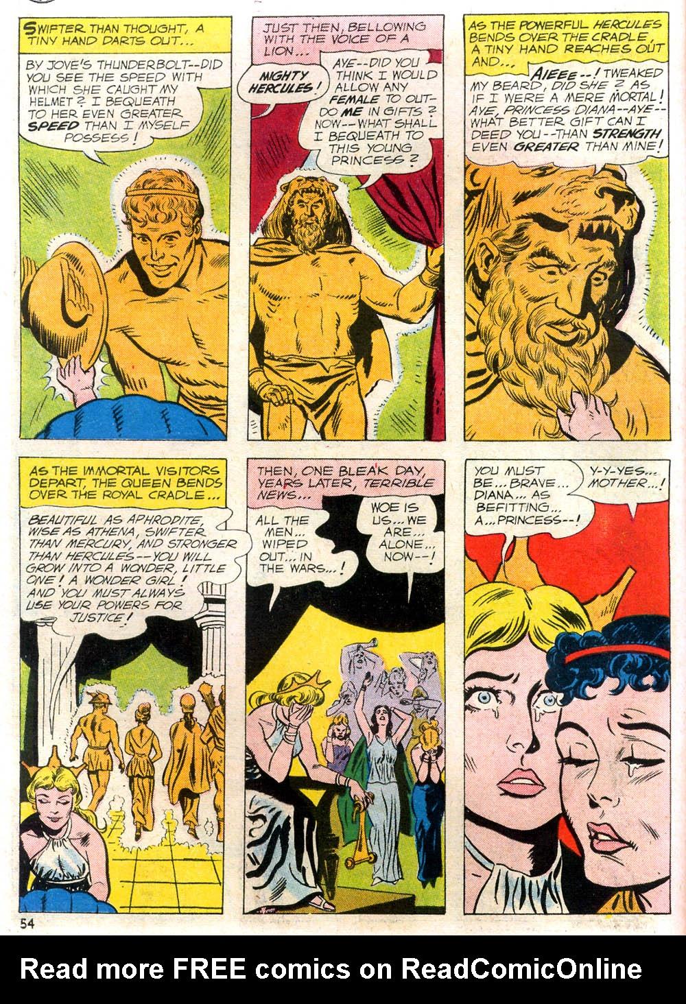 Read online Secret Origins (1961) comic -  Issue # Full - 45