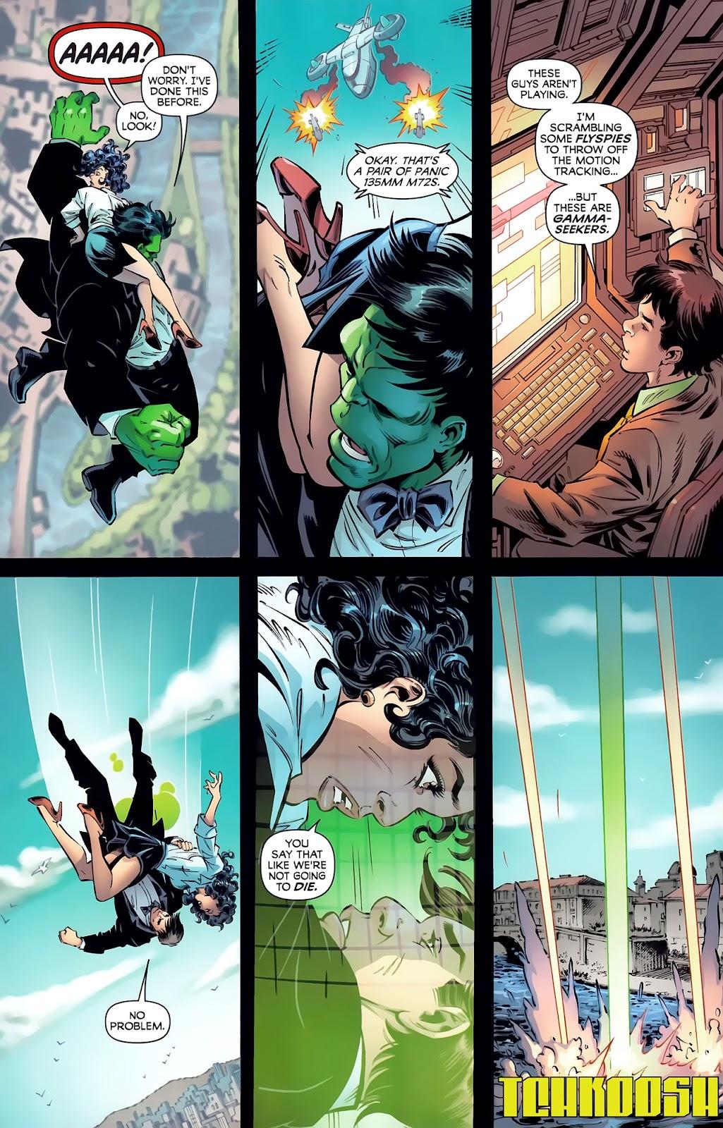 Incredible Hulks (2010) Issue #627 #17 - English 9