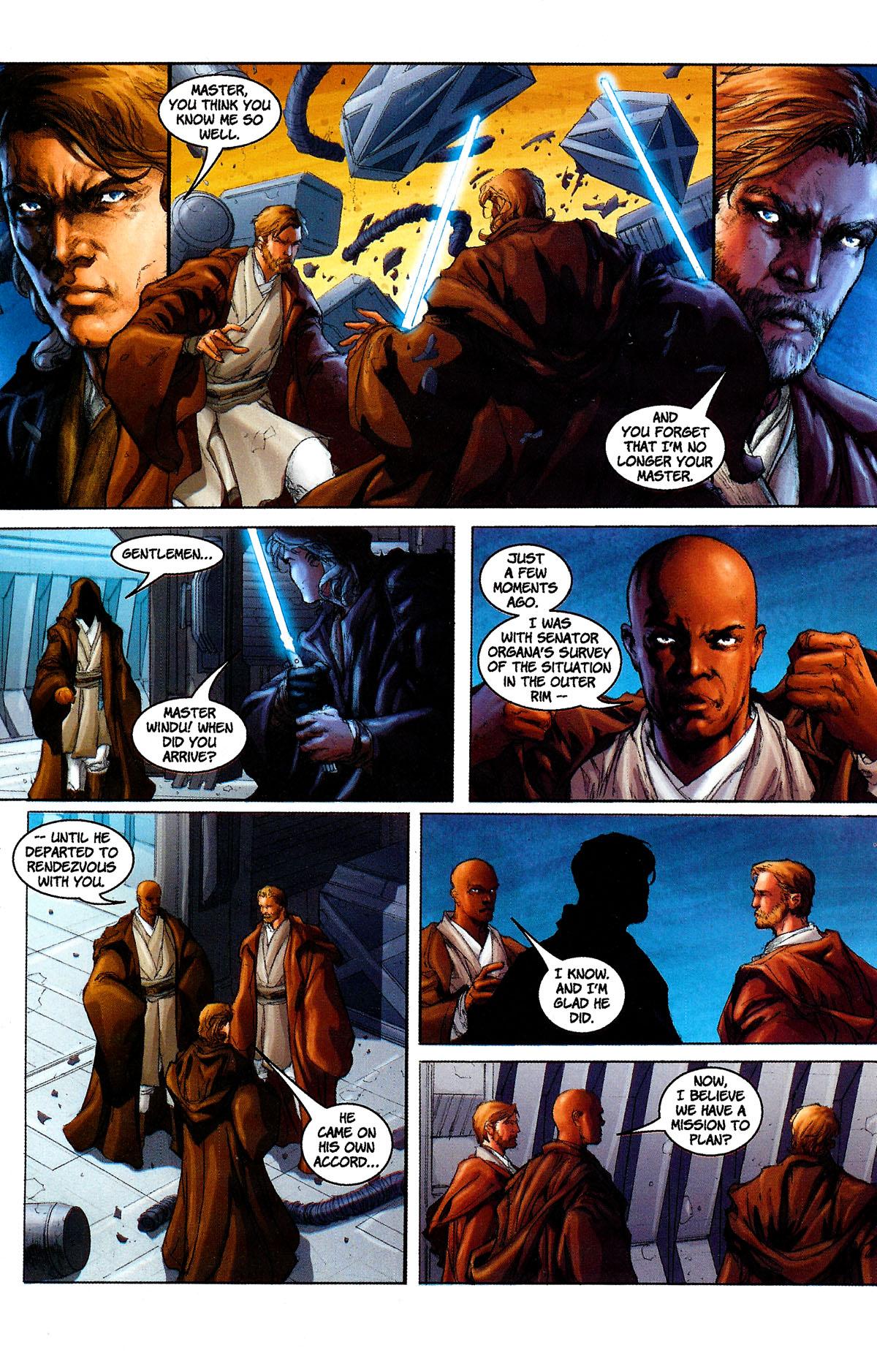 Star Wars: Obsession #4 #4 - English 5