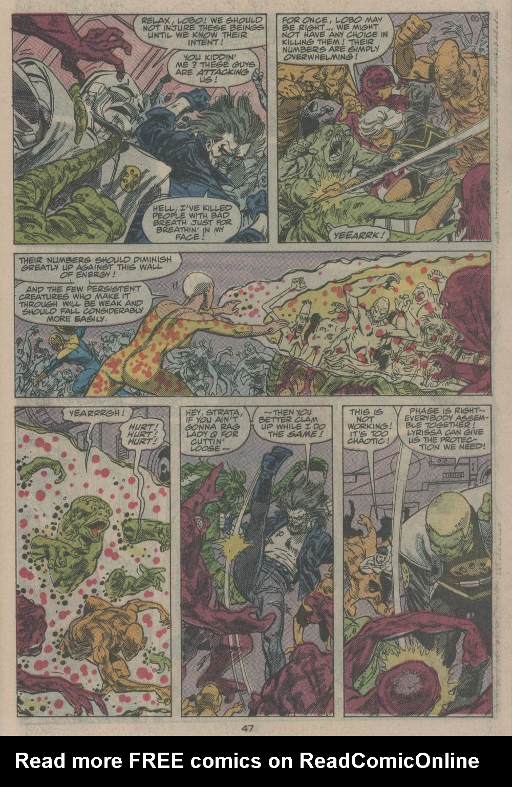 Adventures of Superman (1987) _Annual_2 Page 46