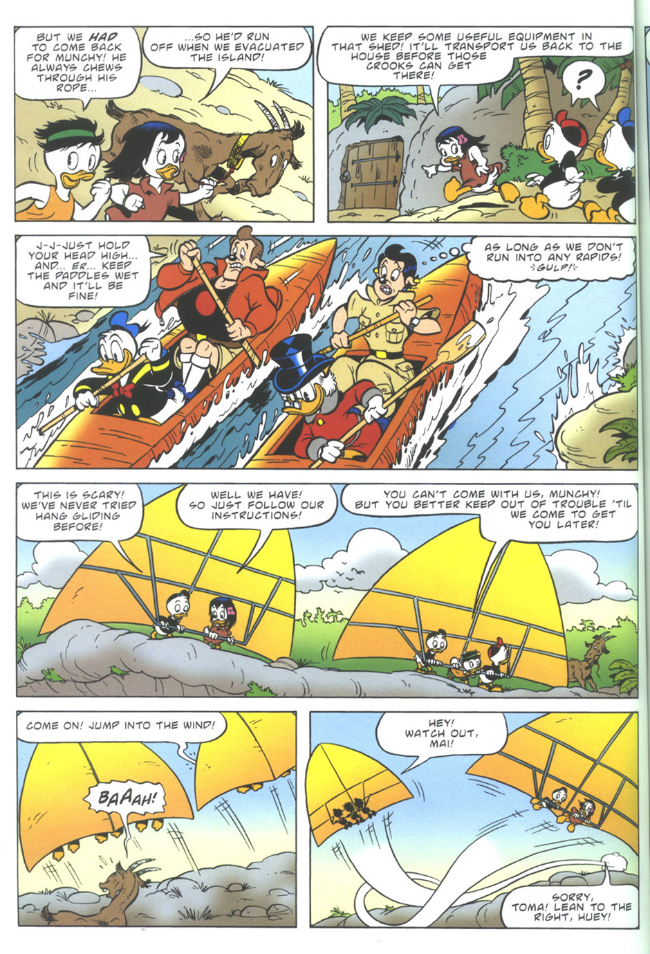 Uncle Scrooge (1953) Issue #337 #337 - English 44