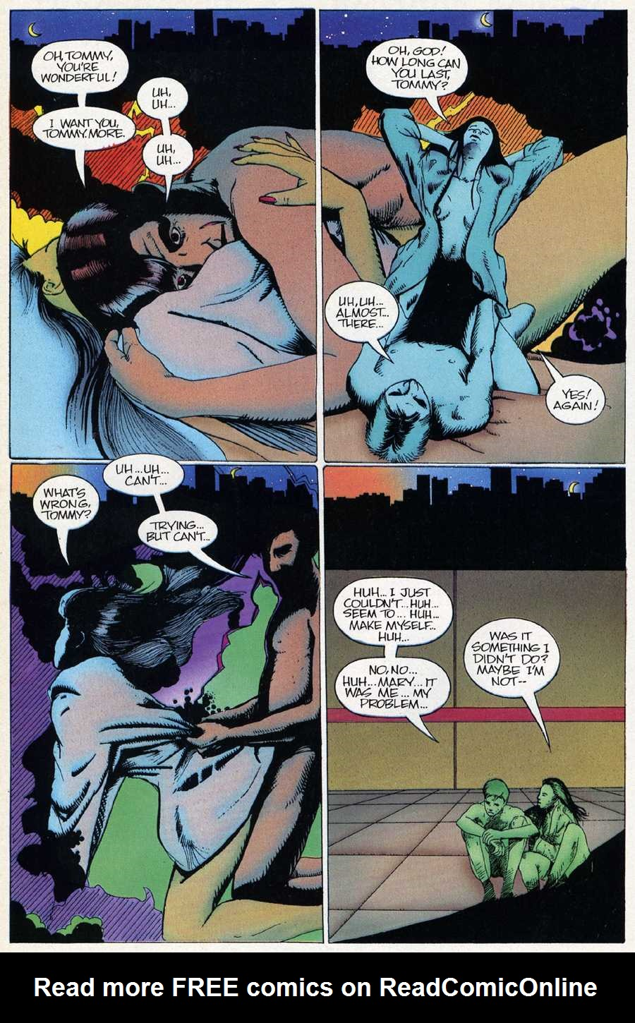 Read online Elementals Sex Special comic -  Issue #4 - 10