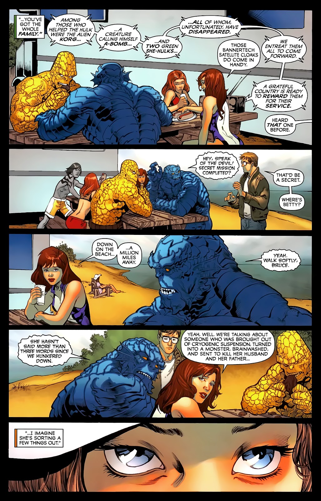 Incredible Hulks (2010) Issue #612 #2 - English 5