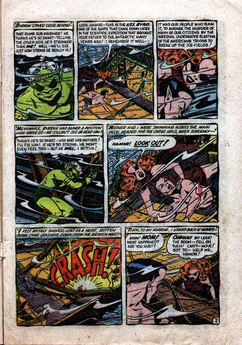 Sub-Mariner Comics #37 #37 - English 13