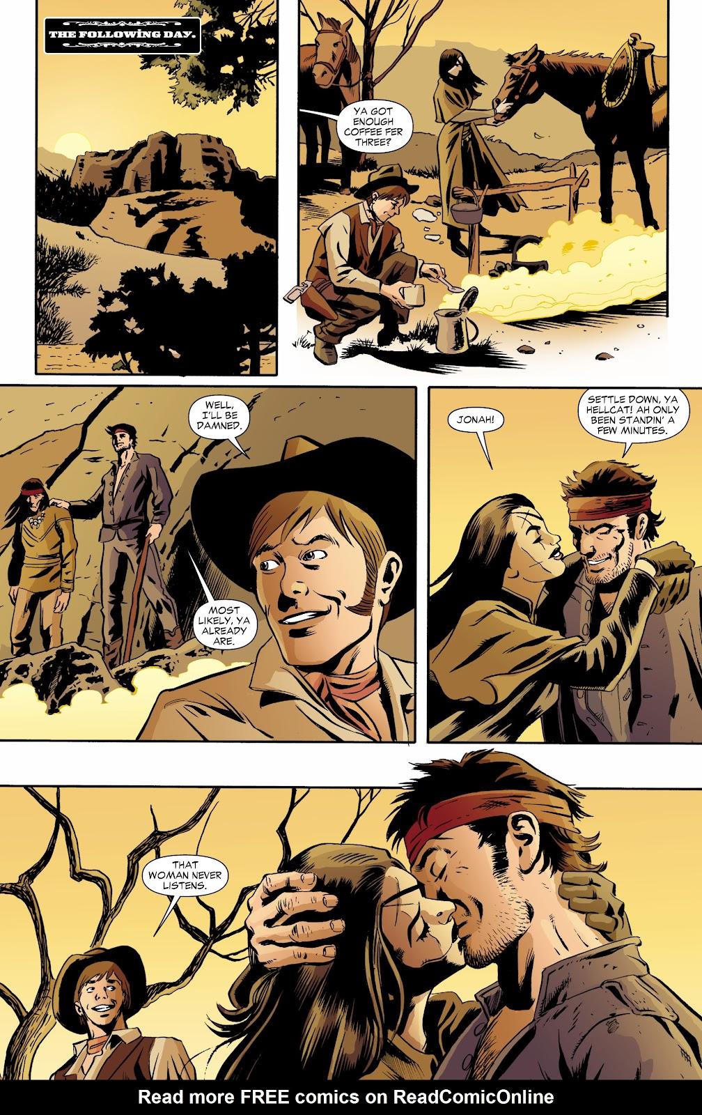 Jonah Hex (2006) Issue #70 #70 - English 17