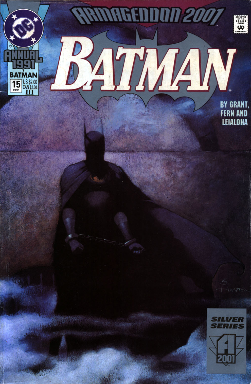 Batman (1940) _Annual_15 Page 1