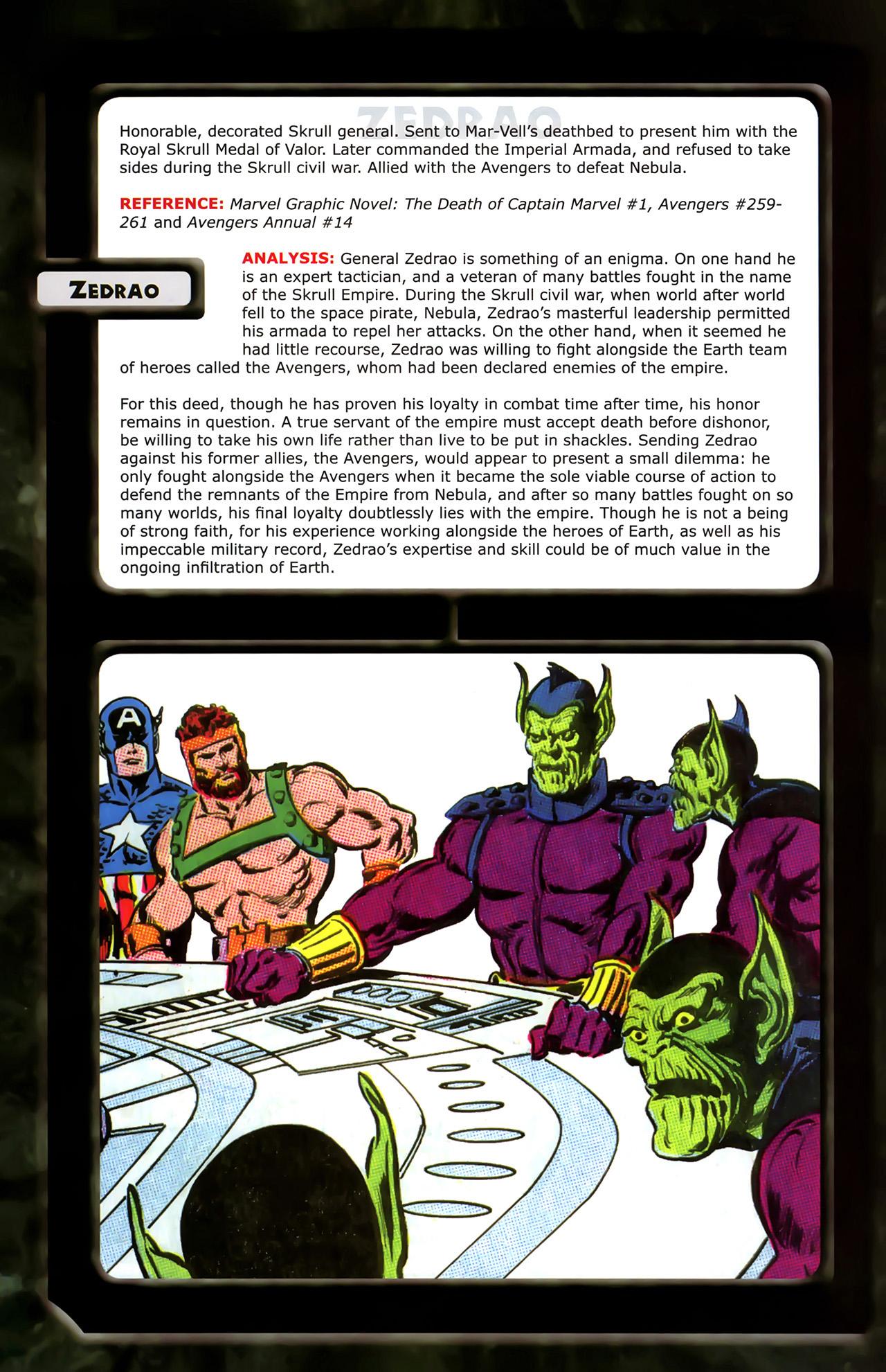 Read online Skrulls! comic -  Issue # Full - 59