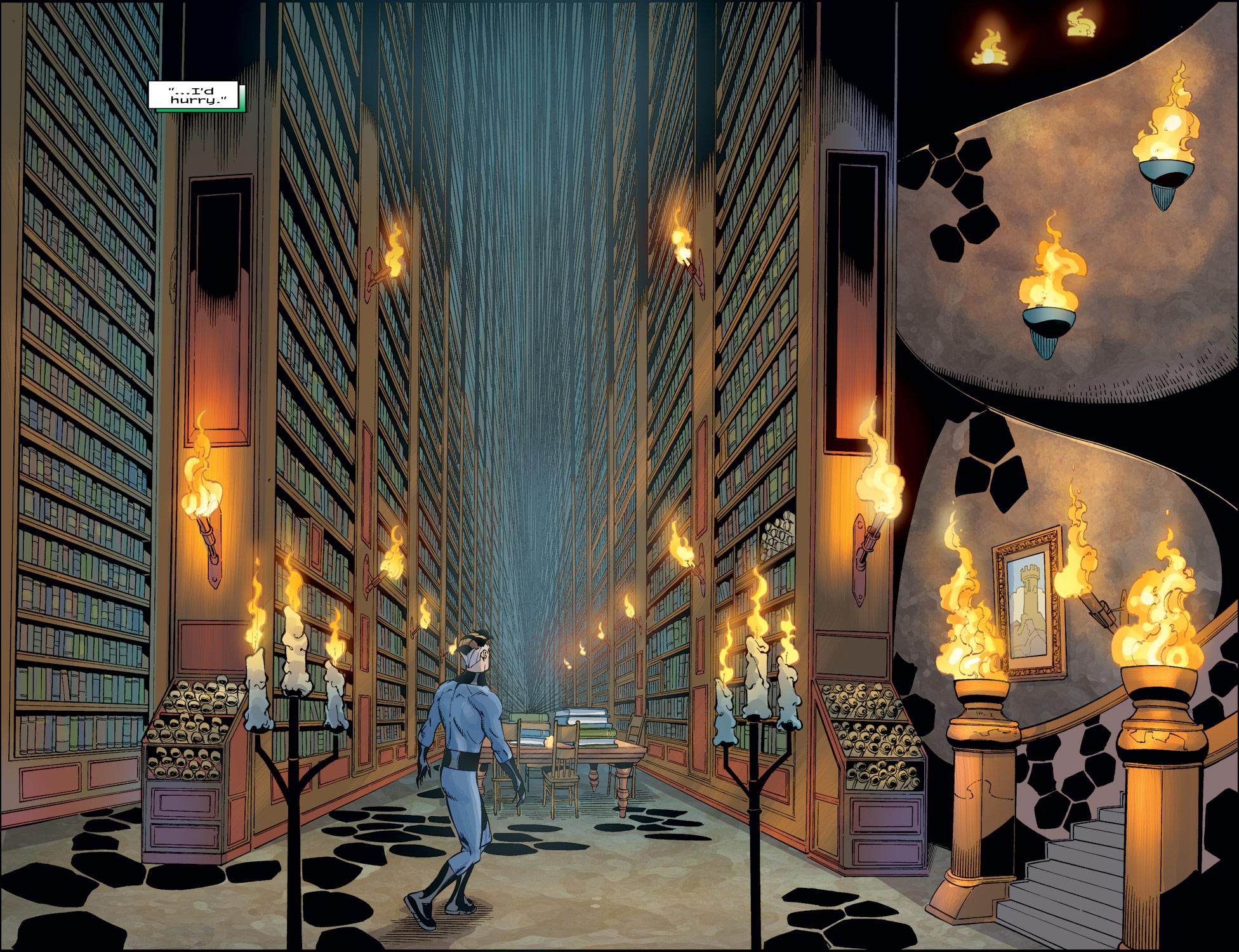 Fantastic Four (1998) #70 #74 - English 20