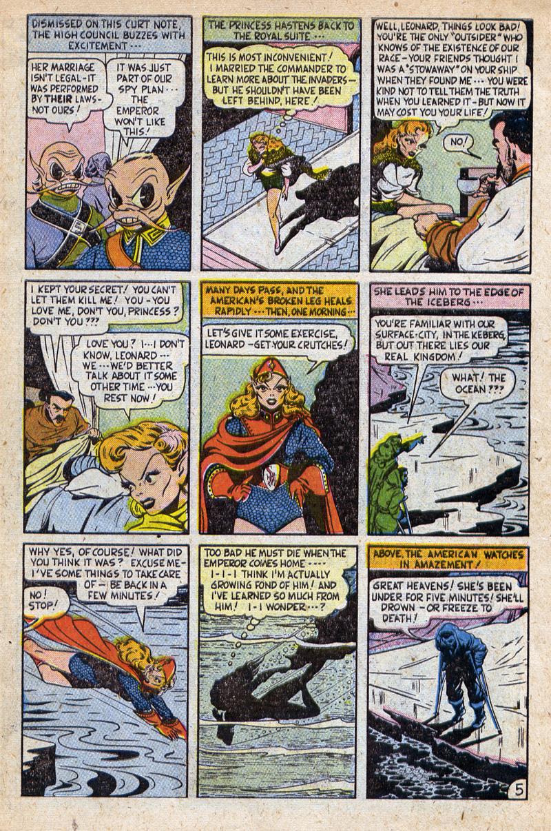Sub-Mariner Comics #32 #32 - English 7