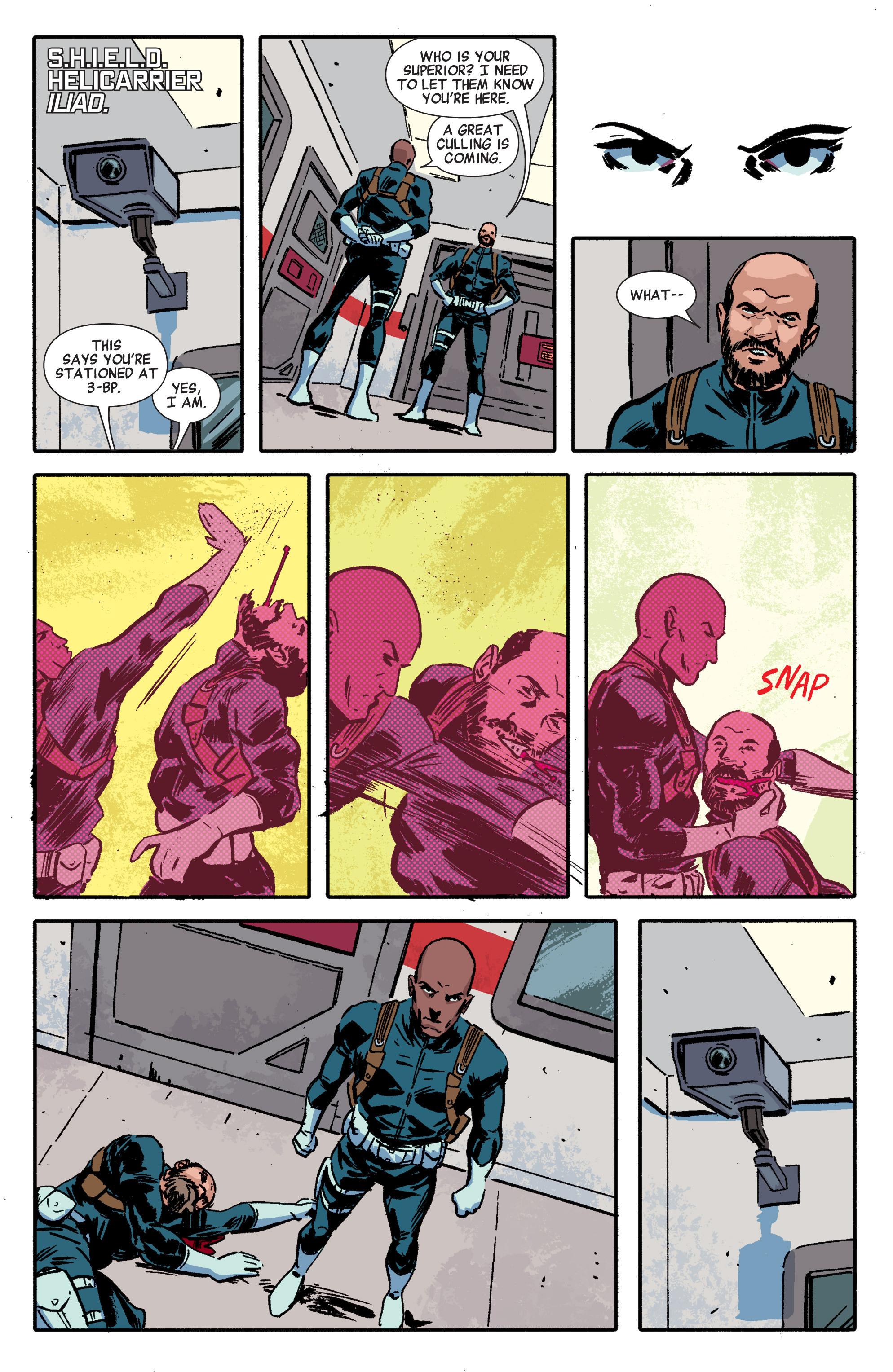 Read online Secret Avengers (2014) comic -  Issue #1 - 15