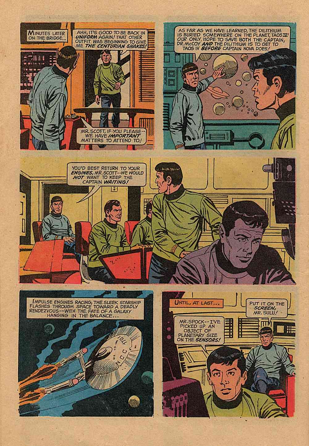 Star Trek (1967) Issue #12 #12 - English 17