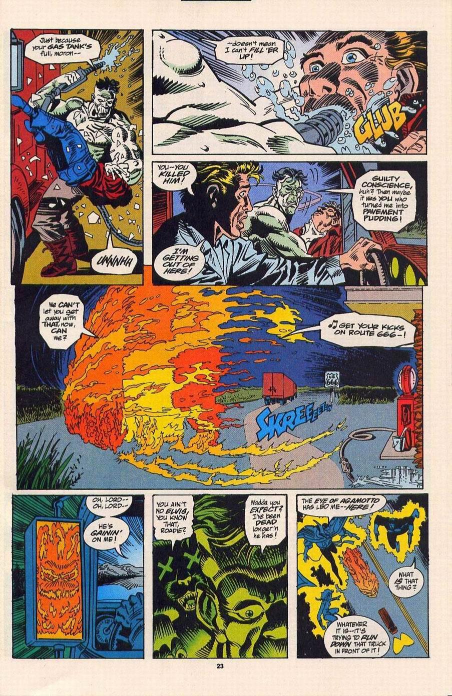 Read online Secret Defenders comic -  Issue #4 - 18