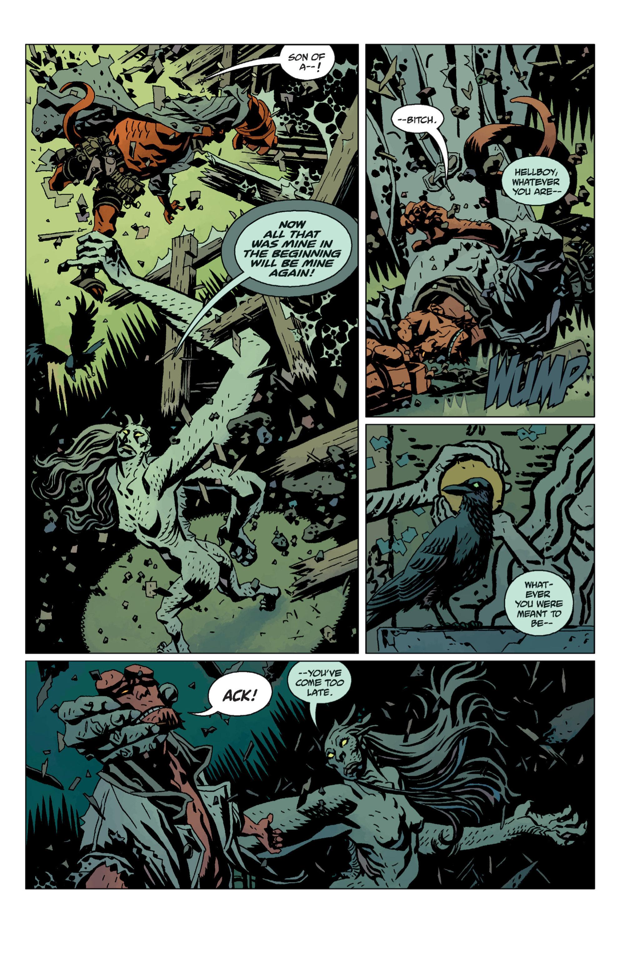 Hellboy chap 12 pic 110