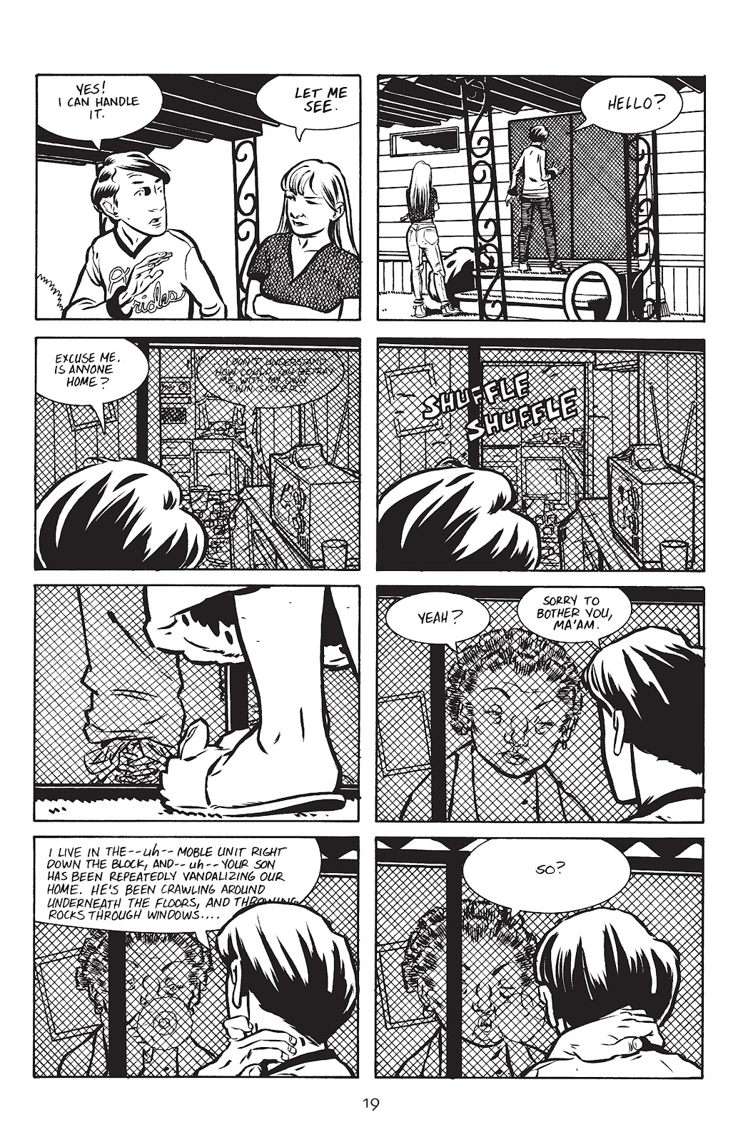 Stray Bullets Issue #8 #8 - English 21