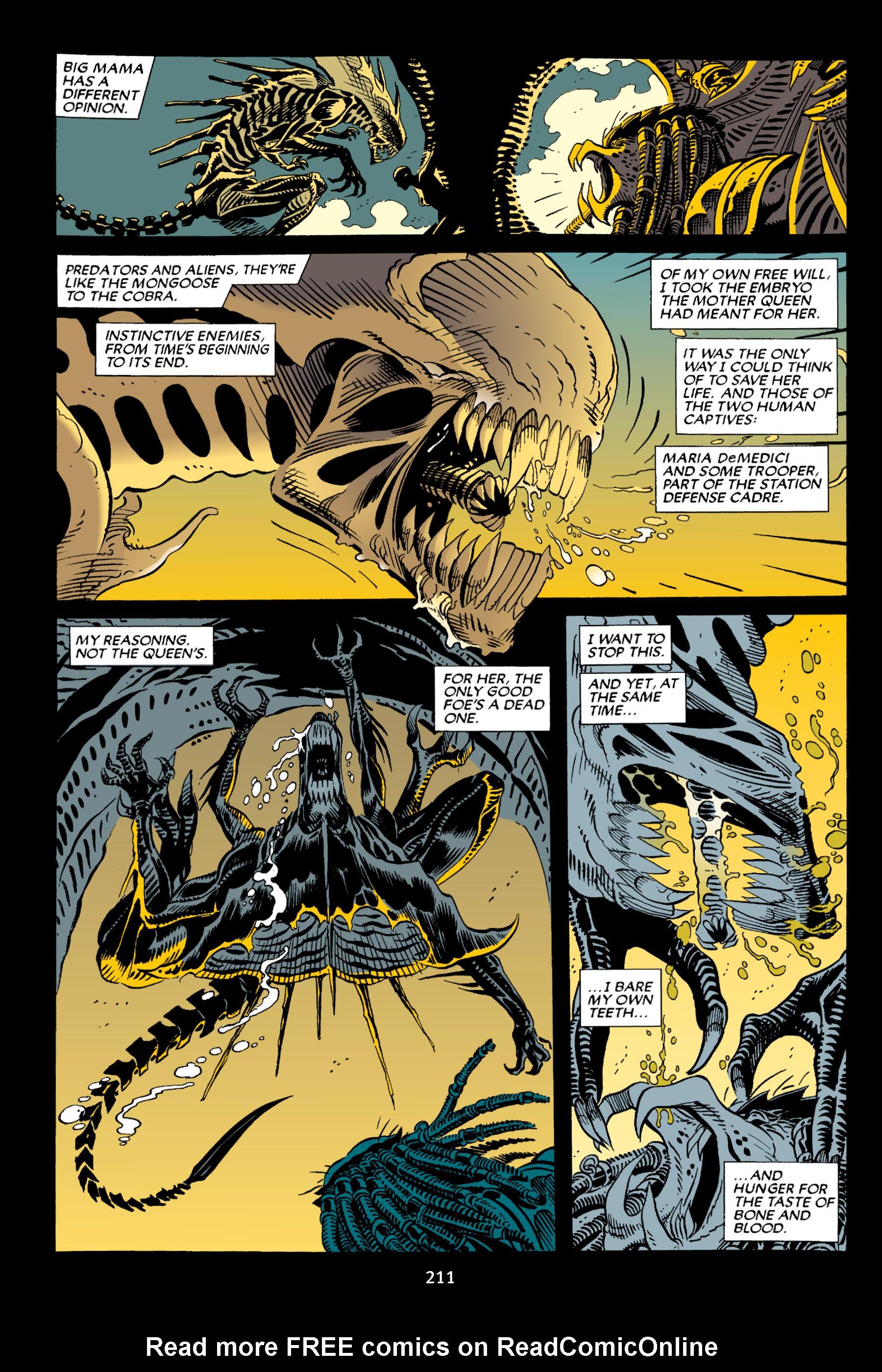 Aliens vs. Predator Omnibus _TPB_2_Part_2 Page 97