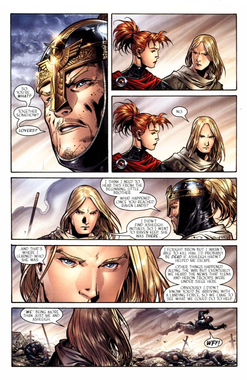 Read online Scion comic -  Issue #18 - 18