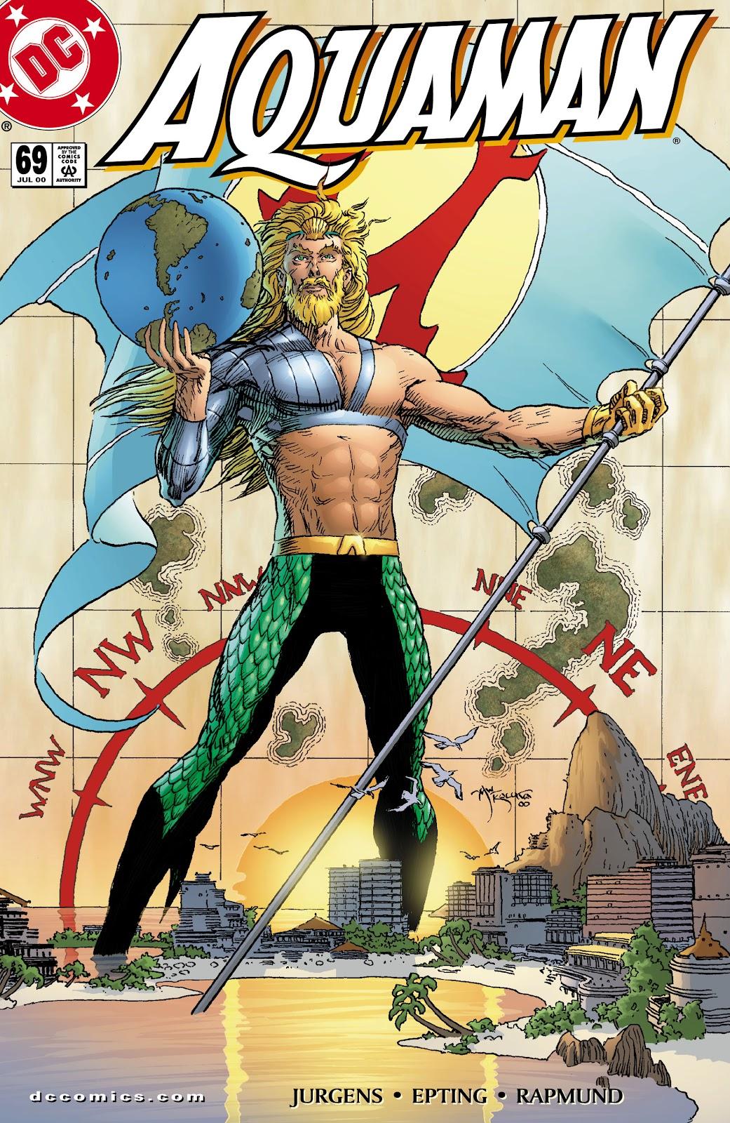 Aquaman (1994) Issue #69 #75 - English 1