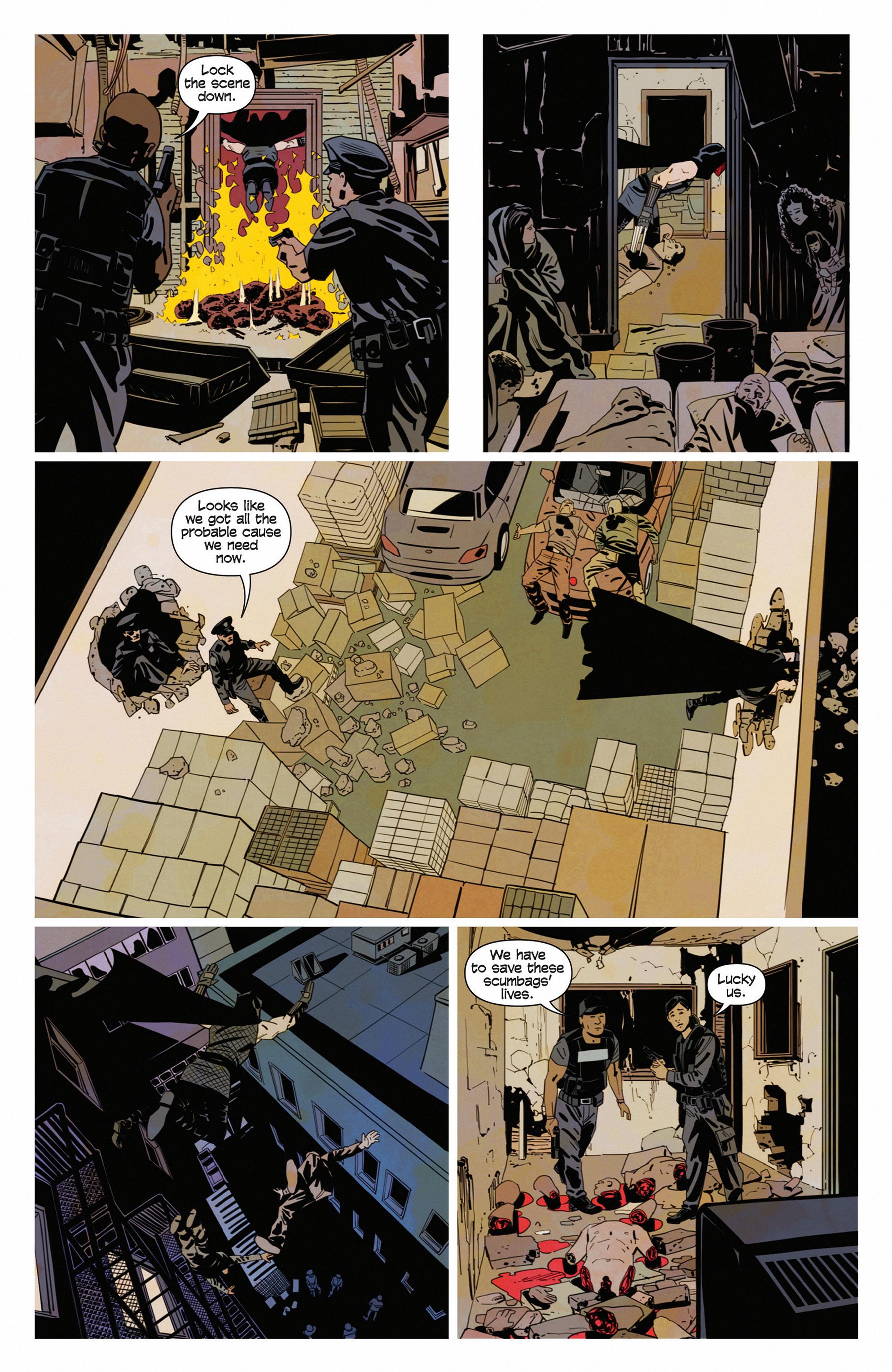Read online Demonic comic -  Issue #5 - 17