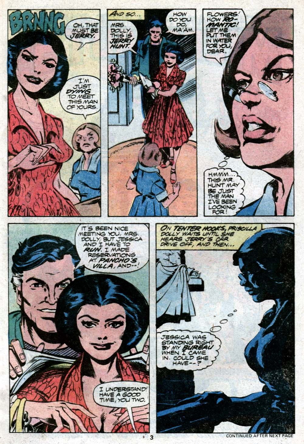 Spider-Woman (1978) Issue #11 #11 - English 4