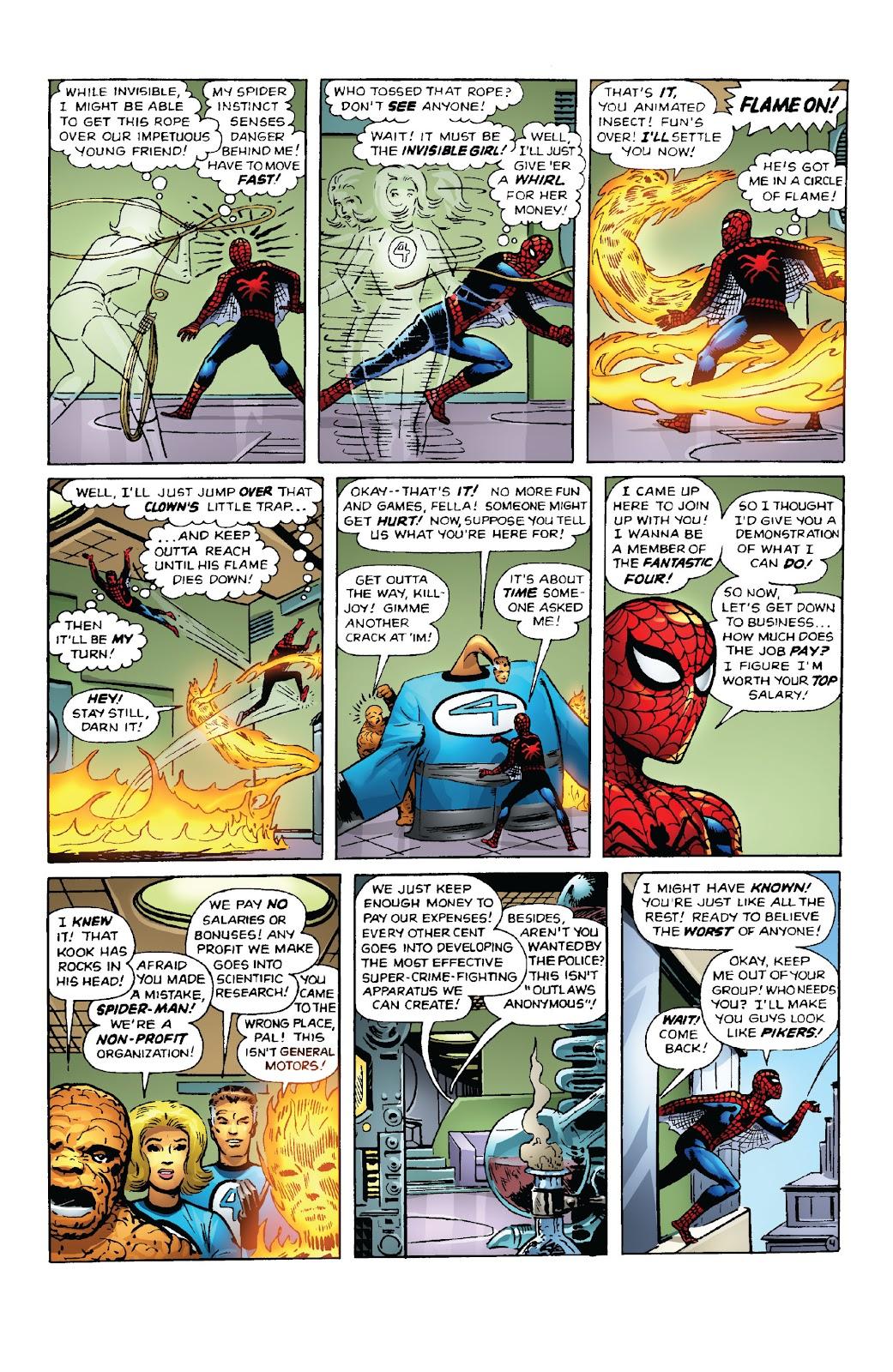 Amazing Fantasy #15: Spider-Man! Full #1 - English 33