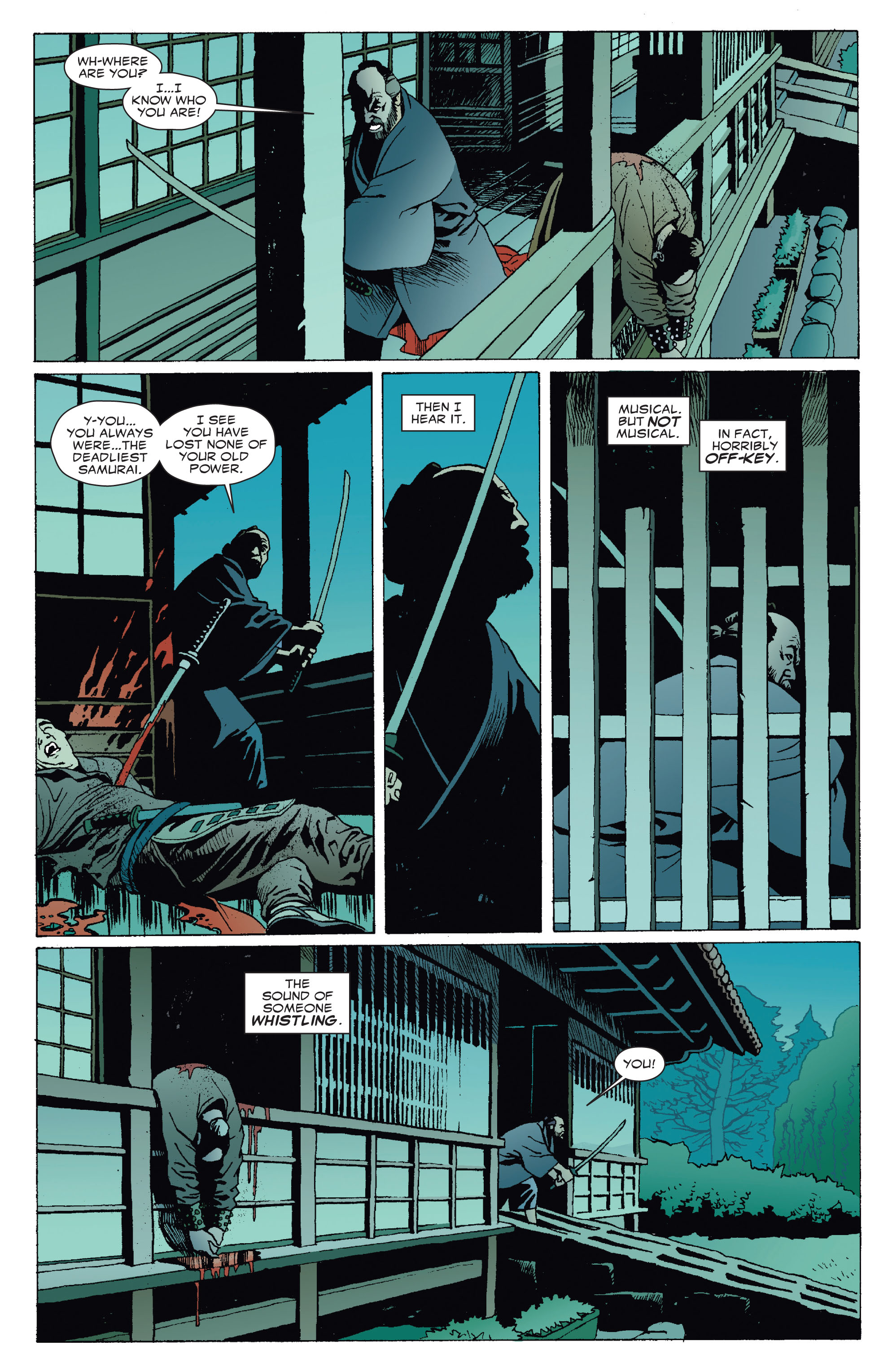 5 Ronin (2011) 5 Page 10
