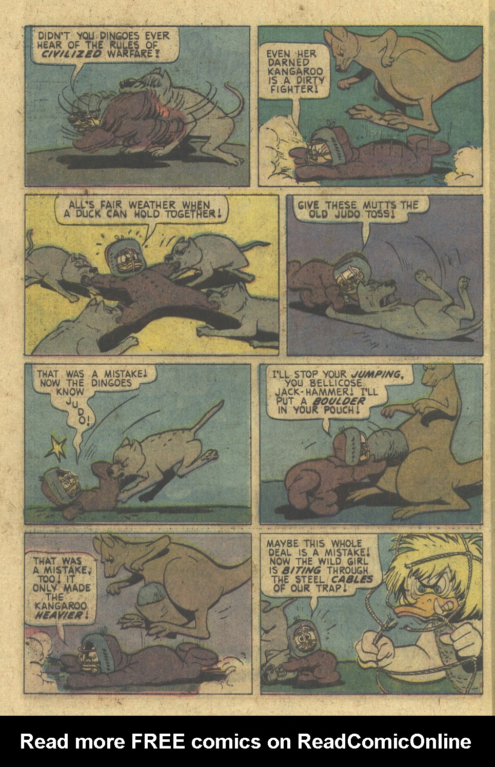 Uncle Scrooge (1953) Issue #128 #128 - English 28
