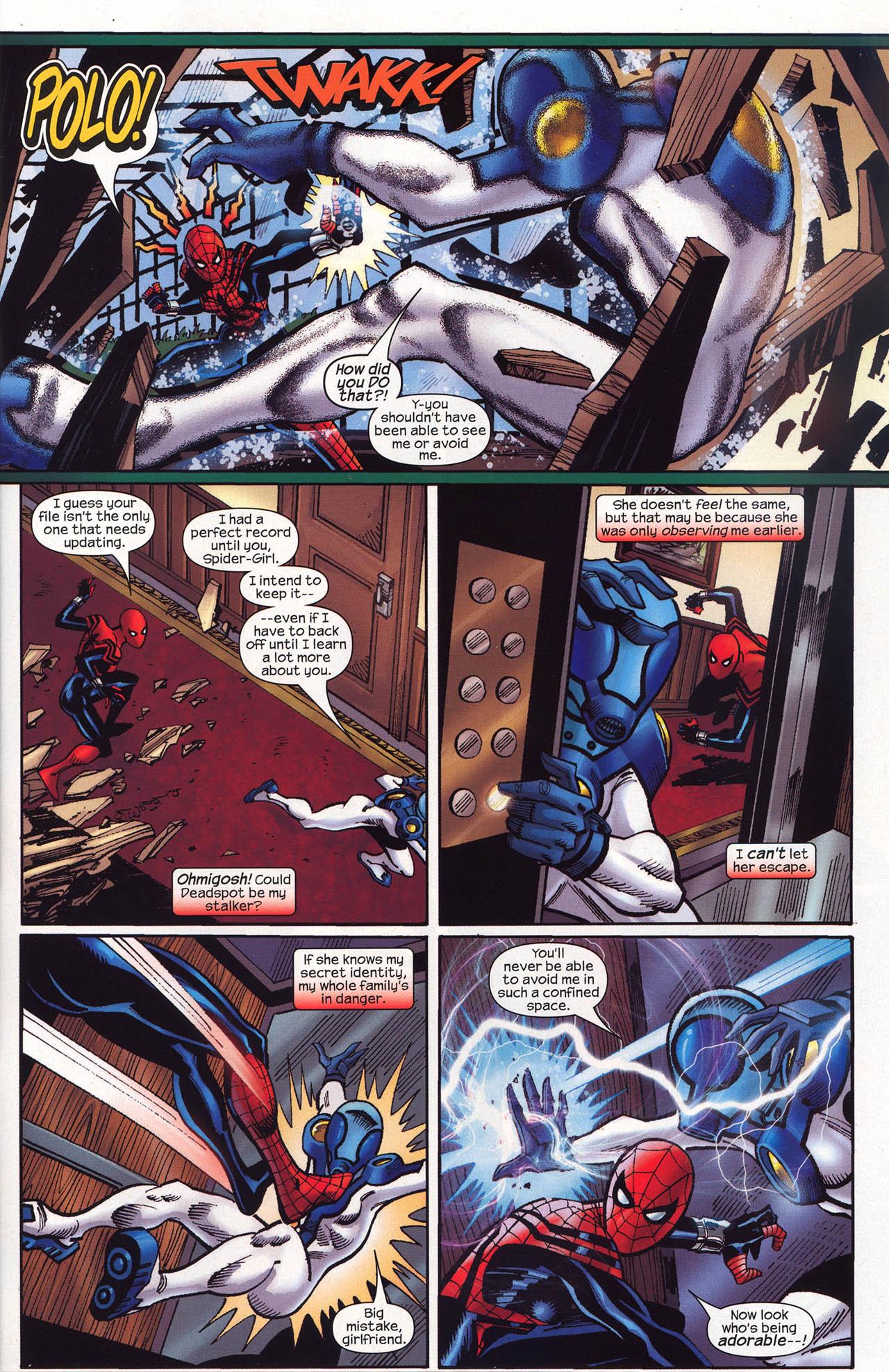 Amazing Spider-Girl #16 #15 - English 28