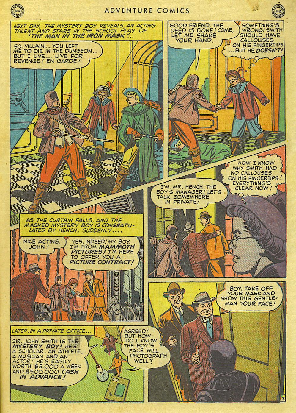 Read online Adventure Comics (1938) comic -  Issue #135 - 9