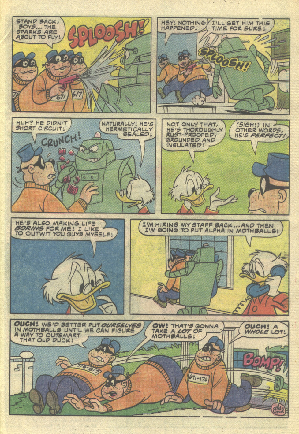 Uncle Scrooge (1953) Issue #178 #178 - English 33