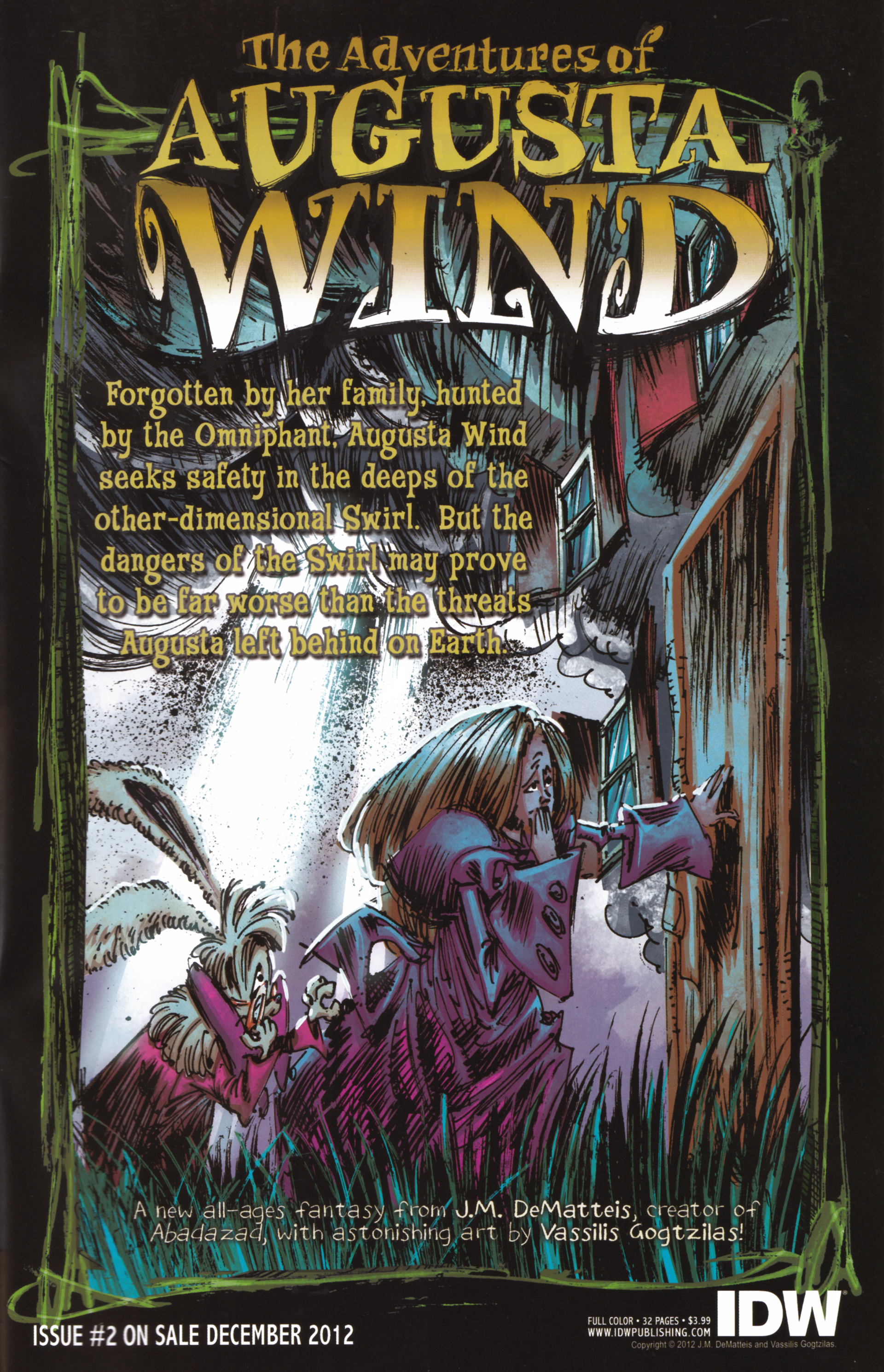 Read online Magic: The Gathering--Path of Vengeance comic -  Issue #2 - 29