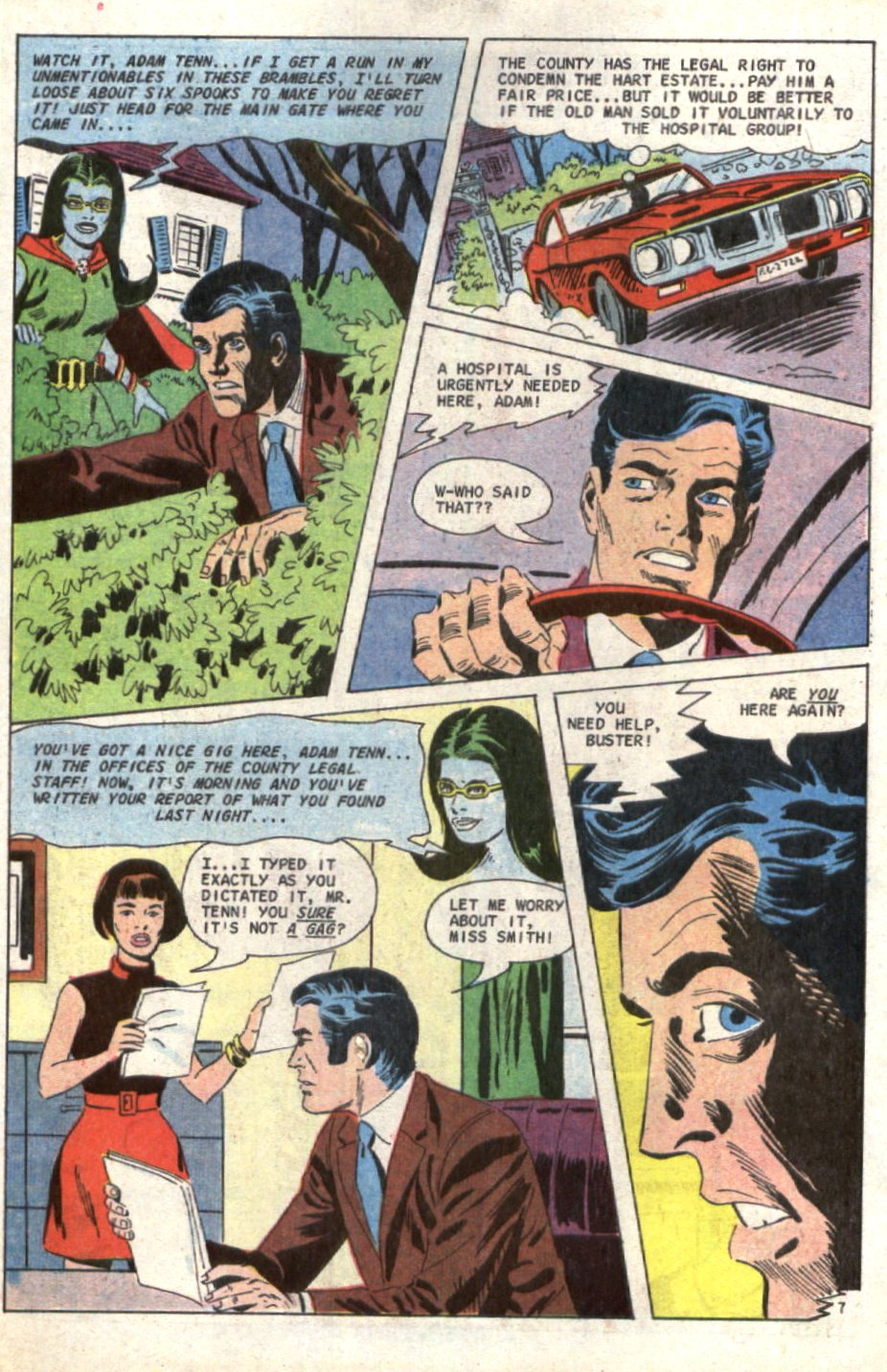 Read online Scary Tales comic -  Issue #44 - 29