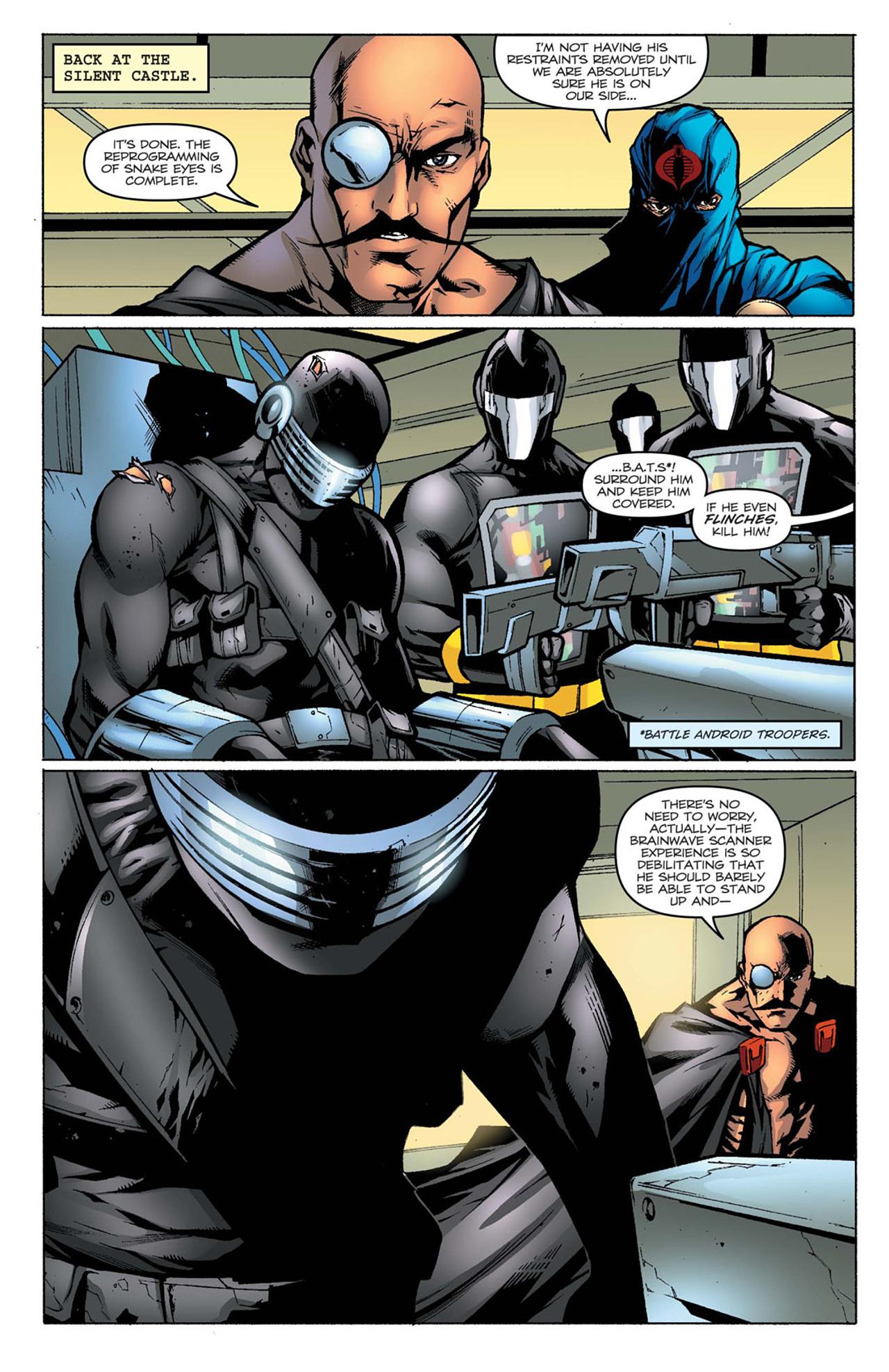 G.I. Joe: A Real American Hero 160 Page 22
