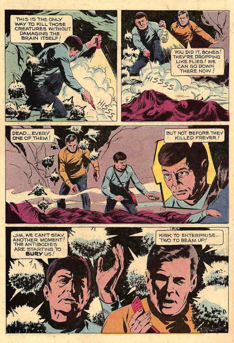 Star Trek (1967) #58 #58 - English 22